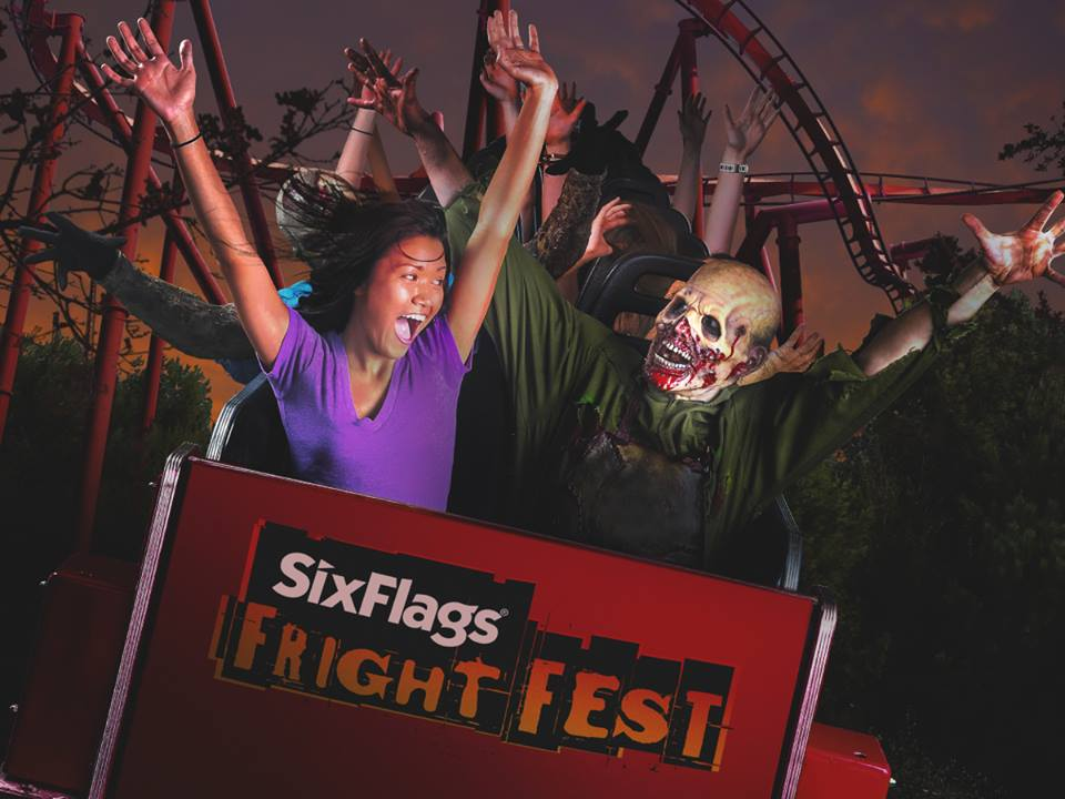 Six flags fright fest dates